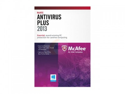 picture of Better than free - McAfee AntiVirus 2013 + $40 Dell Gift Card