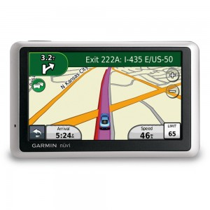 picture of Garmin nuvi 1350LMT GPS - One Day Only
