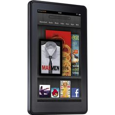 picture of Amazon Used Kindle Fire HD 7