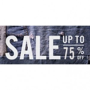 picture of Up to 75% Off Levi's Sale