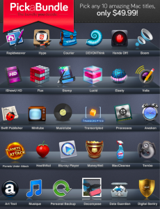 picture of Mac App Bundle - Build Your Own Limited Time Only