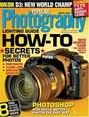 picture of Popular Photography Subscription Sale
