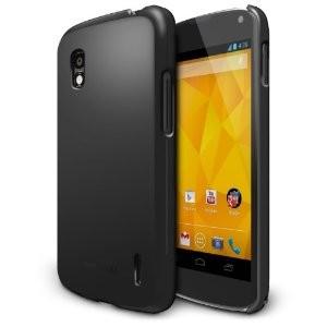 picture of Rearth Ringke Nexus 4 Hard Case Black