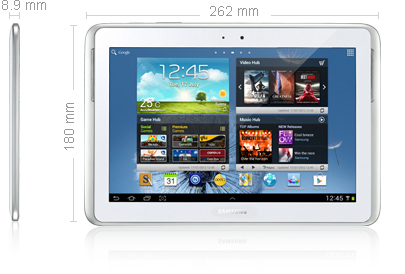 Samsung Galaxy Note 10.1″ Tablet Sale