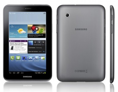 picture of Samsung Galaxy Tab 2 - 7