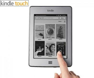 picture of Amazon Kindle Touch eReader Pre-Owned Sale