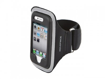 picture of Neoprene Sports Armband for iPhone 4 and 4S - Low Price