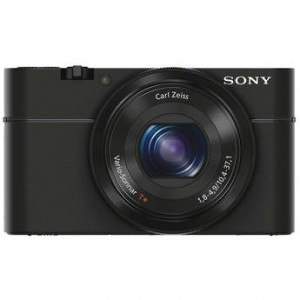 picture of Sony Cyber-shot DSC-RX100 Digital Camera Sale - Black