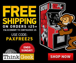 picture of Free Shipping, Limited-time Exclusive items, and more Sale at ThinkGeek