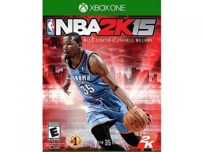 Free NBA 2K15 Xbox One