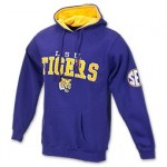 Louisiana Bulldog sweatshirt hoodie