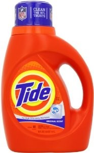 picture of Lower - Tide Laundry Detergent, 50 Ounce (Pack of 2)