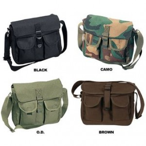 picture of Rothco Canvas Ammo Bag Sale