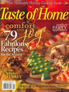 picture of Taste of Home Discount Subscription