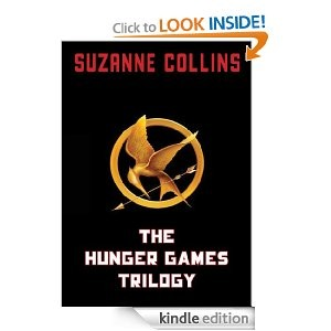 picture of The Hunger Games Trilogy Kindle eBook 91% off