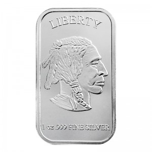 picture of 1oz .999 Silver Bar Sale