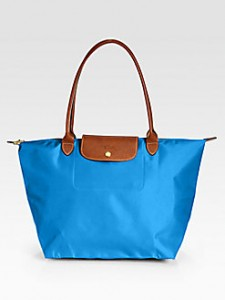 picture of 25% off at Saks - Longchamp Handbag Sale
