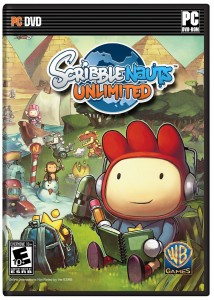 picture of Scribblenauts Unlimited - 70% off (PC Download)