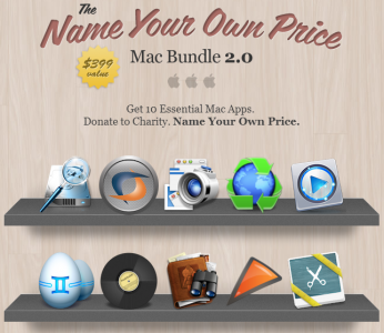 picture of StackSocial Mac Bundle (Pay What You Want)