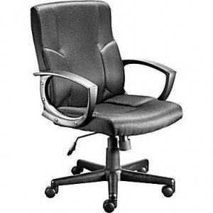 picture of Staples Stiner Fabric Managers Chair Sale