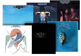 picture of Choice of 6 Eagles Music CDs Sale