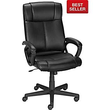 Staples turcotte luxury high back managers chair