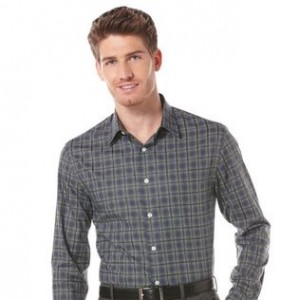 perry-ellis_long-sleeve-plaid-shirt