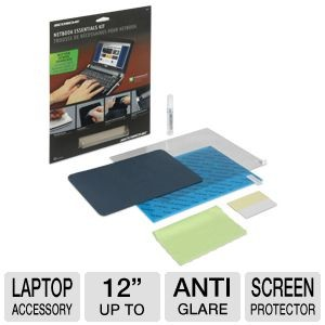 picture of Scosche Chromebook - Small Laptop Screen Protector Kit Sale