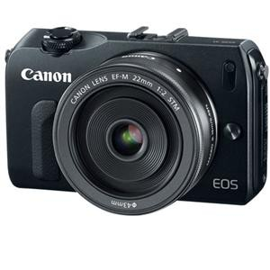 picture of Low Price - Canon EOS M Mirrorless Digital Camera