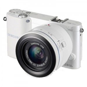 picture of Samsung 20.3MP Digital Camera with 20-55mm Lens