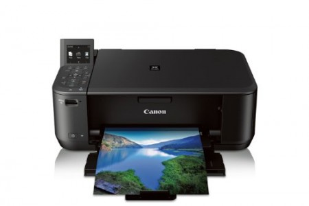 picture of Today Only! PIXMA Wireless Printer + Free $5 Dunkin Donuts Gift Card