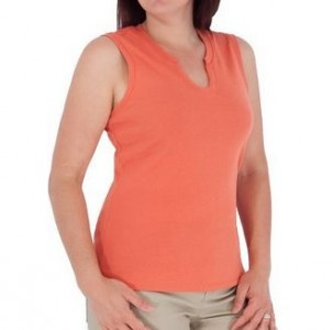 REI-Royal-Robbins-kick-back tank top Spice