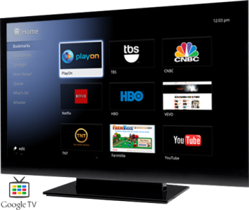 picture of Free PlayOn for Google TV