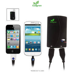 picture of iGo Green Charge Anywhere Smartphone Charger Sale