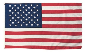 picture of 3' x 5' American Flag Sale