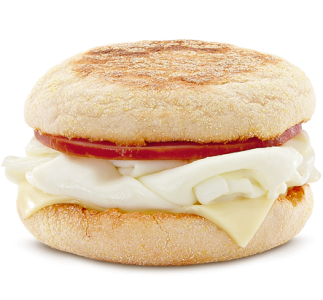 picture of McDonald's Egg White Delight Special Price