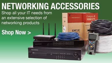 picture of 10% Off Networking Gear at Monoprice