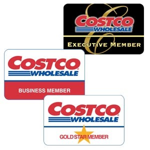 picture of New Costco Membership or Upgrade