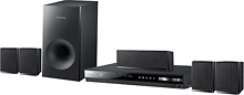 picture of Samsung 5.1-Ch. Blu-ray Home Theater System
