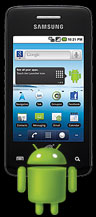 picture of Samsung Galaxy Precedent Smartphone + $20 Gift Card, Free Overnight