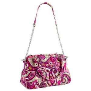vera-bradley_Chain Bag in Paisley Meets Plaid