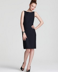 Theory Sheath Dress Bloomingdales