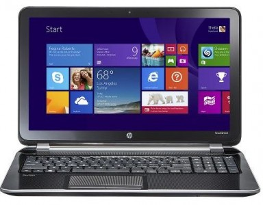 picture of HP AMD A8 15.6in Touchscreen Laptop 1-Day Sale
