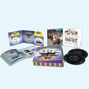 picture of Beatles Magical Mystery Tour Deluxe Box Set Sale