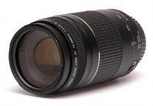 Canon EF 75-300mm Telephoto Zoom Lens Deal