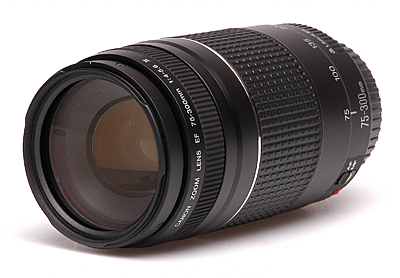 picture of Canon EF 75-300mm III f/4.0-5.6 Telephoto Zoom Lens Deal
