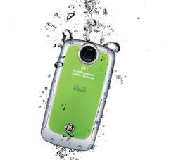 picture of GE Waterproof 1080P Pocket Video Camera Sale
