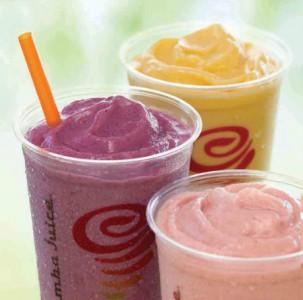 picture of Free 12oz Jamba Juice