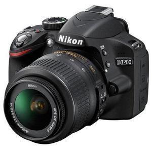 picture of Nikon D3200 24MP DSLR Camera, 2 Lens Sale