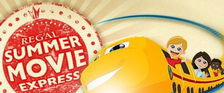 picture of Regal Summer Kids Movie Express